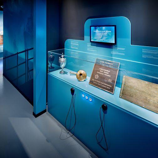 Tentoonstellingen Marinemuseum