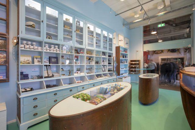 Musuemwinkel marinemuseum