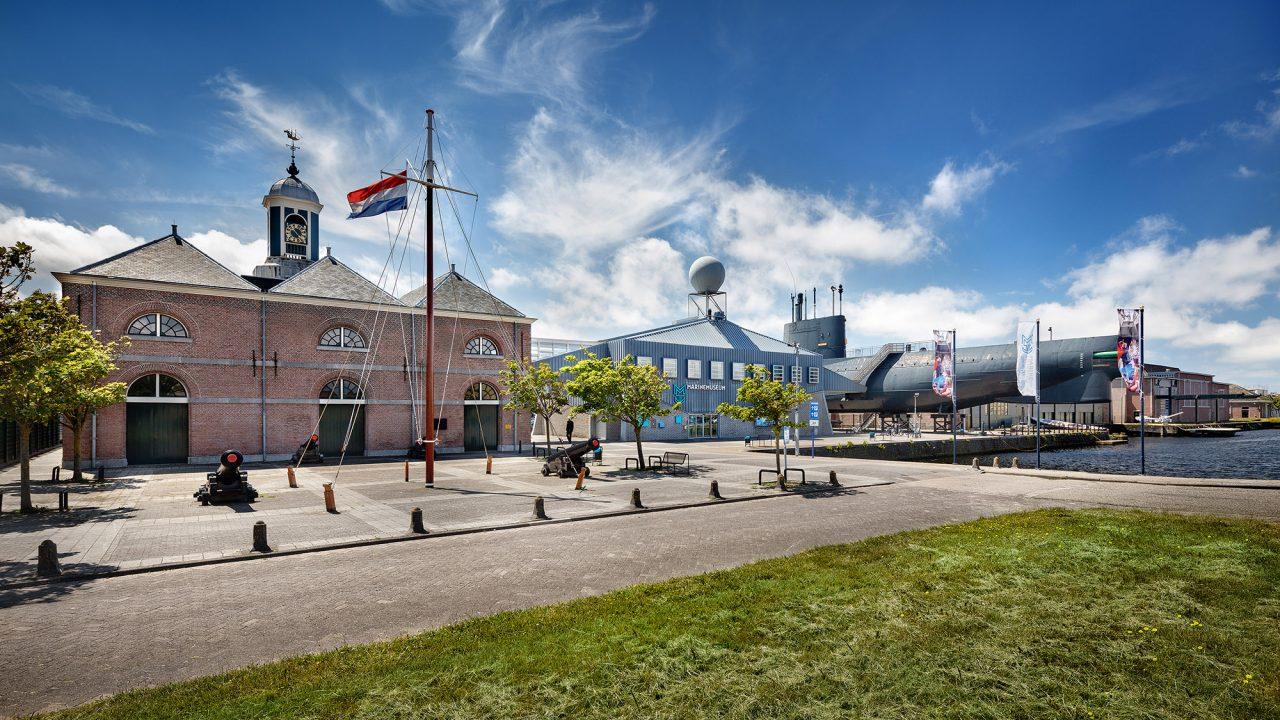 Outdoors | Marinemuseum