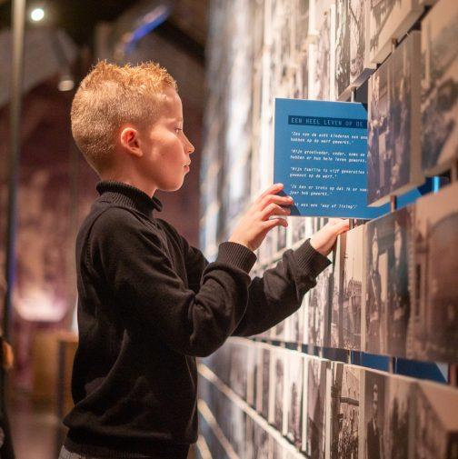 Kinder qr code tour